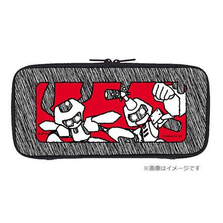 【数量限定再販:2020年12月中旬発送予定】Nintendo Switch専用スマートポーチ EVA メダロット-MDST280-