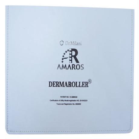 【サイエンスアワード受賞】アマロス デルマローラーセット(セラム3本付)