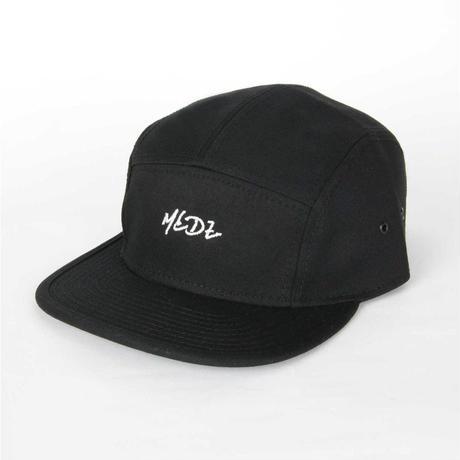 MEDZ LOGO JET CAP -MATIC BLACK-