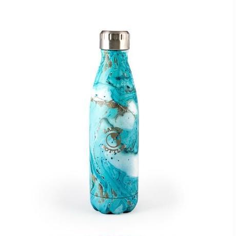 【Earth Bottle】 ブルーマーブル-500ml