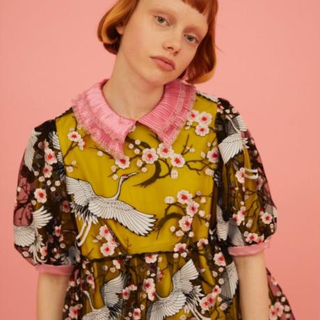 Japonism dress