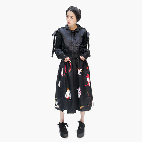 S.MARUO LONG SKIRT