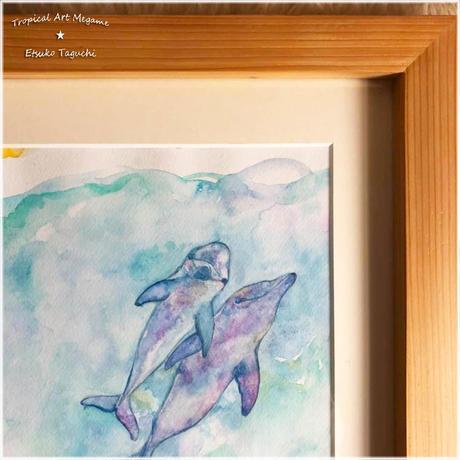 原画:Dolphins
