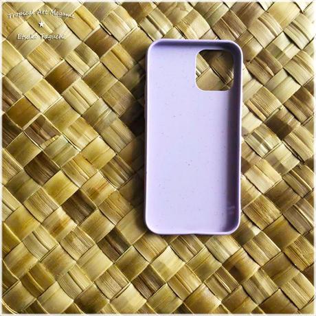 ECO iPhoneケース:no rain no rainbou