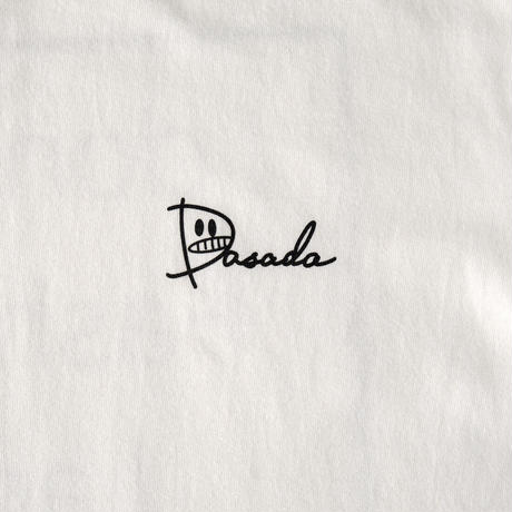 DASADA ロゴ×名言Tシャツ【ホワイト】(D-045)