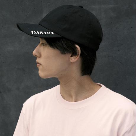 DASADA ロゴキャップ【ブラック】(D-047)