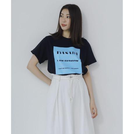 DASADA BOX Tシャツ【ブラック】(D-014)