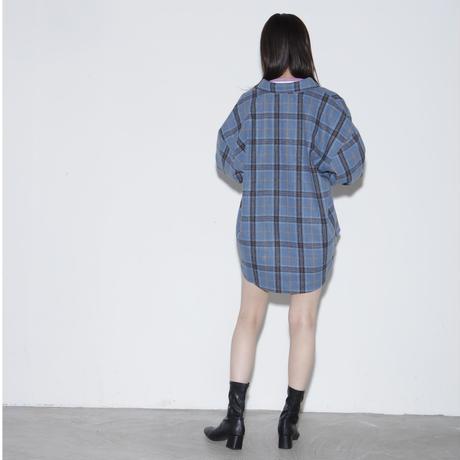 DASADA シャツコート 【ブルー】(D-025)