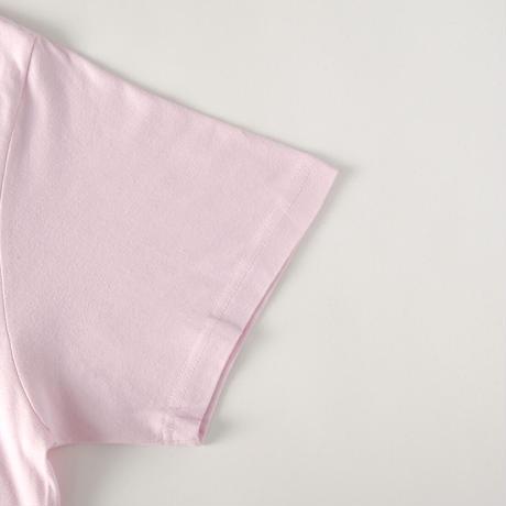 DASADA ロゴ×名言Tシャツ【ピンク】(D-045)