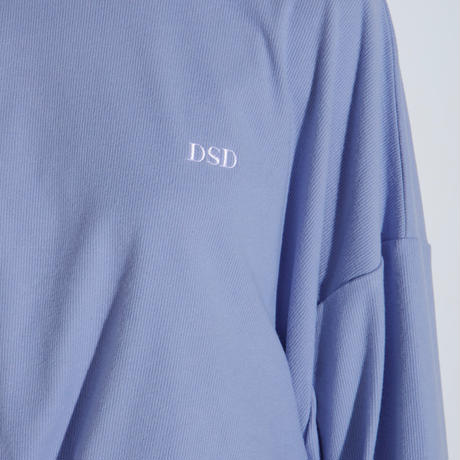 DSD ルームウェア上【ブルー】(D-028)