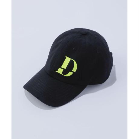 DASADA DロゴCAP【ブラック】(D-018)