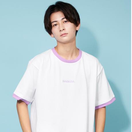 DASADAリンガーTシャツ【パープル】(D-020)