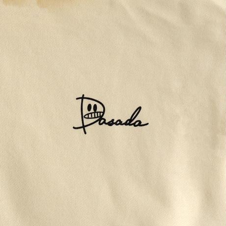 DASADA ロゴ×歌詞パーカー【ナチュラル】(D-046)