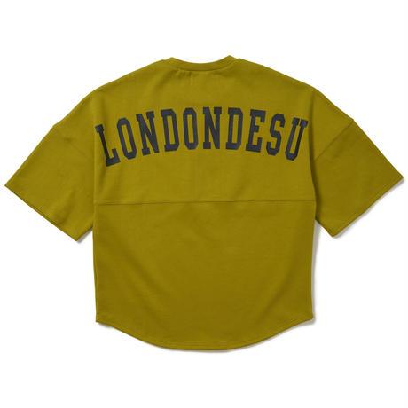 LONDONDESU BIGT シャツ【イエロー】(D-022)