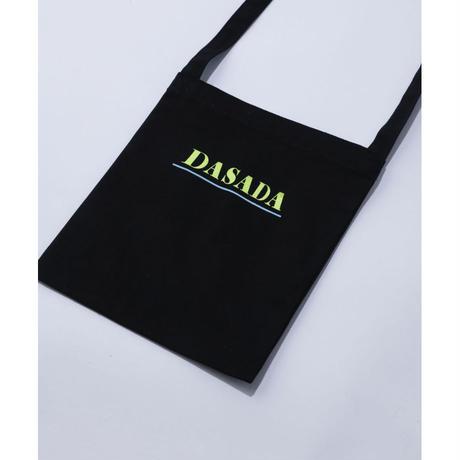 DASADA  CANVAS SACOCHE 【ブラック】(D-019)