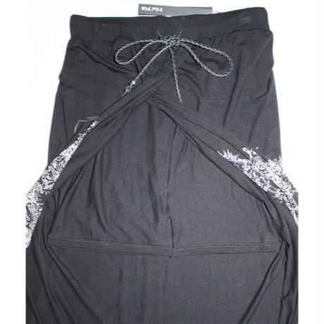 KMRii ・ケムリ・ ロング スカート/MAGNOLIA LONG SK・ロング スカート・BLK