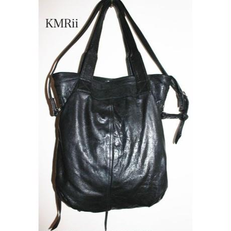 KMRii (ケムリ) SERPENT CROSS TOTE (レザー トート バッグ)