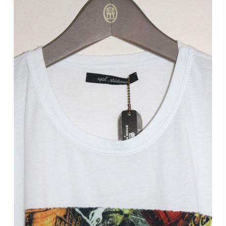 14th Addiction・フォーティス アディクション・ROCK AGE TEE-01・プリントTシャツ