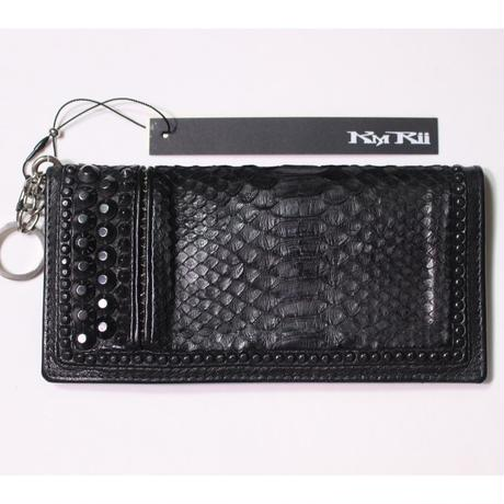 KMRii ・ケムリ・WL-Chrome Diamond・長財布・2つ折りウォレット