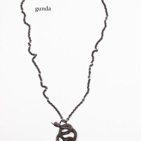 gunda (ガンダ) G ネックレス