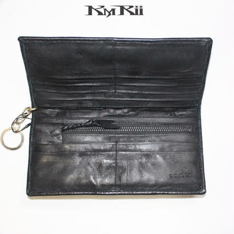 KMRii ・ケムリ・WL-Domino・長財布・2つ折りウォレット