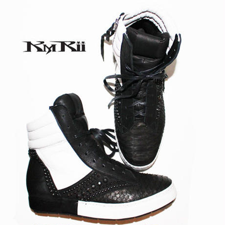 KMRii ・ケムリ・IMPERIAL SNEAKERS/SPC・ハイカット スニーカー ブーツ・size.2