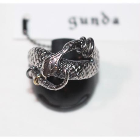 gunda ・ガンダ・VENDM・silver925・Ring・size16・2019 A/W