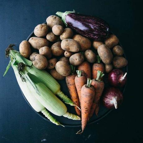 谷口めぐみ農園のおまかせ旬野菜セット