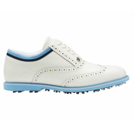 【G/FORE】WOMENS GROSGRAINガリバンタースパイクレスゴルフシューズ SNOW/072412851