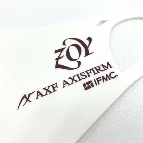 【ZOY】MENS/WOMENS  ZOY×AXFマスク2枚セット ボルドー/071769897