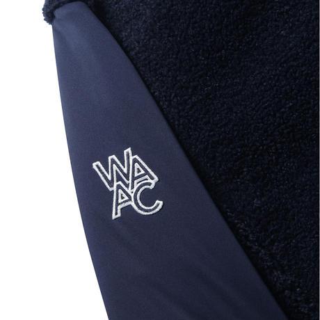 【WAAC】MENS 中綿ボアブルゾン ネイビー/072304108