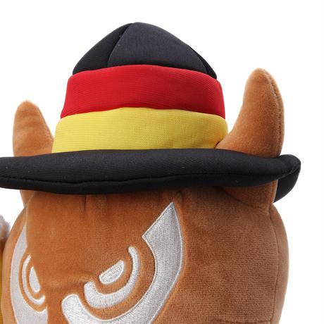 【WAAC】ワールドワイドWAACKYドライバー用ヘッドカバー(ドイツ) ブラウン/072302858