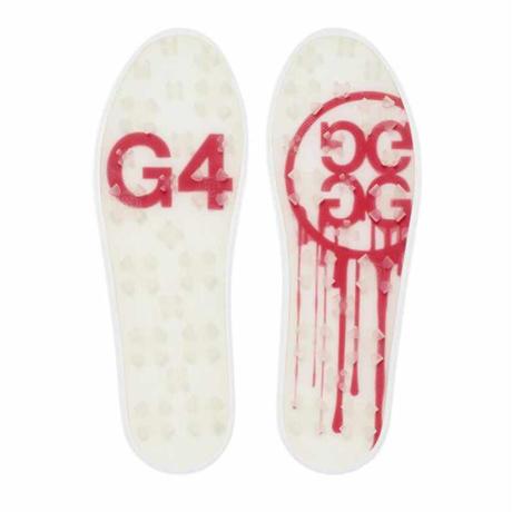 【G/FORE】SKULL&T'Sディスラプタースパイクレスゴルフシューズ SNOW/072412824