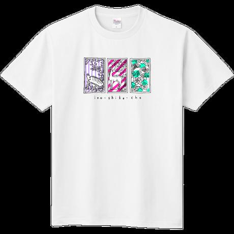 hanafuda Tシャツ  カラー