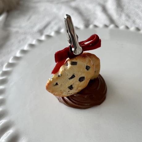 チョコチップクッキー メモスタンド