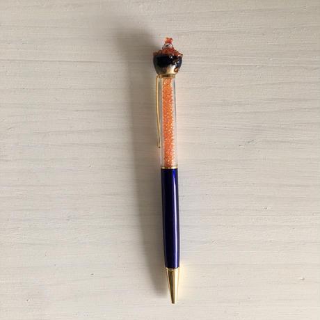 こぼれイクラ丼の苺ぼうやボールペン