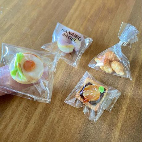 パン屋さんの苺ぼうや|マスコットセット
