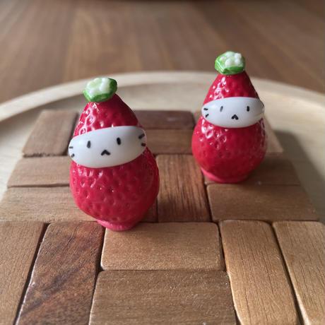 オクラの苺ぼうや|マスコット