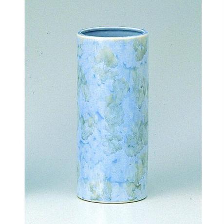 花瓶寸胴グリーン 7寸