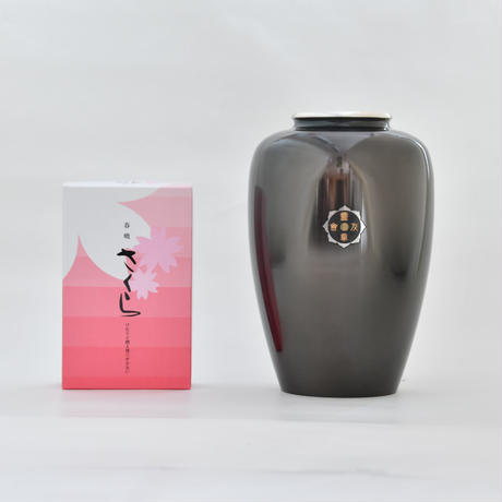 花瓶(会章入) 小7寸