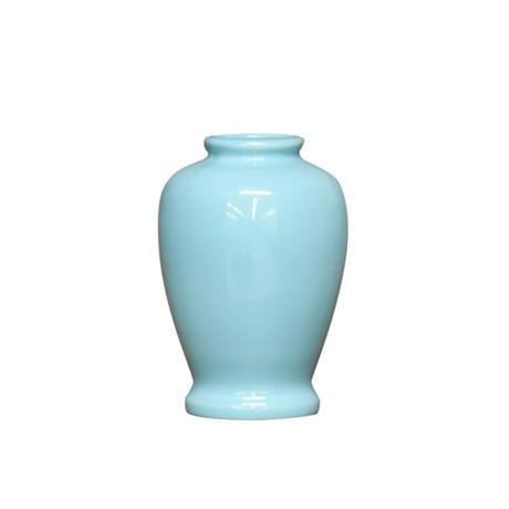 花瓶青地 4.5寸