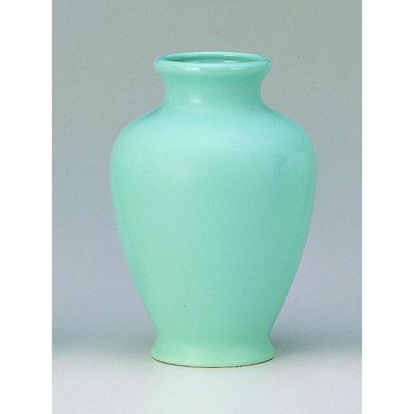 花瓶青地 7寸