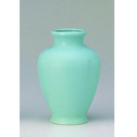 花瓶青地 6寸