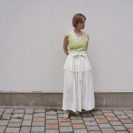 ACCIDENTE CON FLORES - ASTER -  skirt