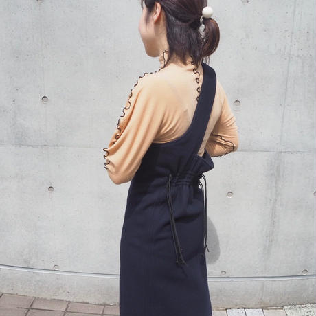 SHIROMA  one shoulder dress