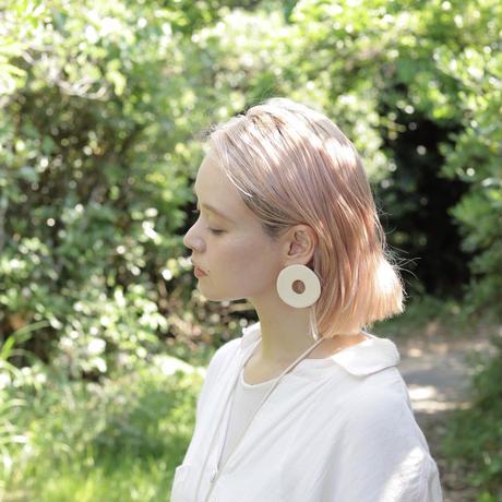 G・BINSKY  -LUNAR EARRINGS-