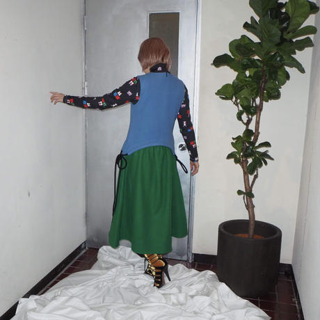 MINJUKIM round tube dress