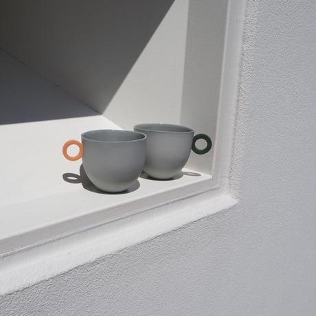 ANNE JONES syros grey mug