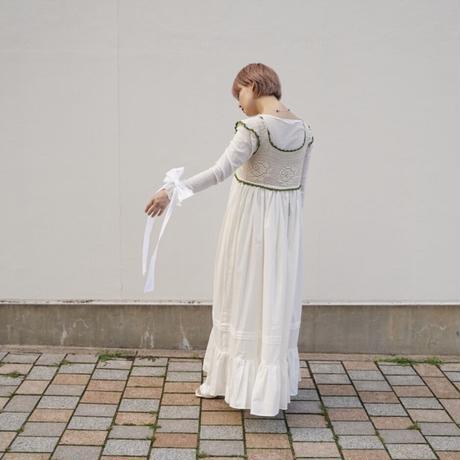 ACCIDENTE CON FLORES × BODY MIRROR - crochet bow -