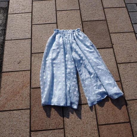 DREAM sister jane -Daisy Chords Wide Leg Trousers-